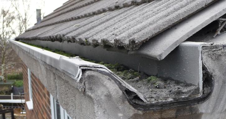 Concrete Gutter Removal Southam Finlock Concrete Gutter